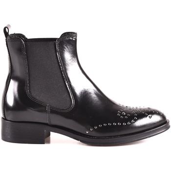 Schuhe Damen Low Boots Marco Ferretti 172450MF Schwarz