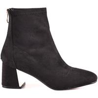 Schuhe Damen Low Boots Gold&gold B18 GY07 Schwarz
