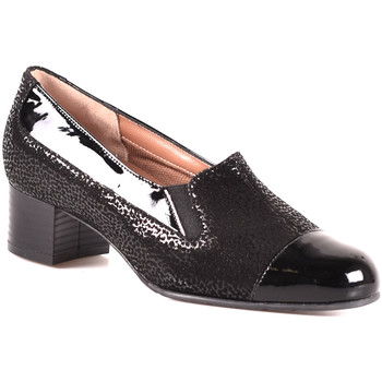 Schuhe Damen Ballerinas Grace Shoes I8306 Schwarz