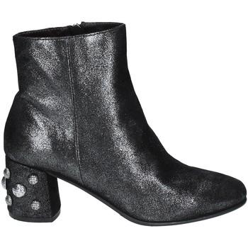 Schuhe Damen Low Boots Elvio Zanon I5503G.ELZMPHANTRA Schwarz