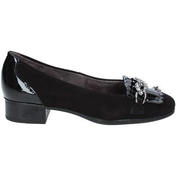 Schuhe Damen Ballerinas Pitillos 5382 Schwarz