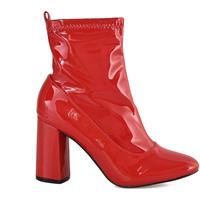 Schuhe Damen Low Boots Gold&gold B18 GM29 Rot