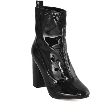 Schuhe Damen Low Boots Gold&gold B18 GM29 Schwarz