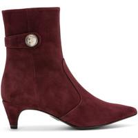Schuhe Damen Low Boots Carmens Padova A42191 Rot