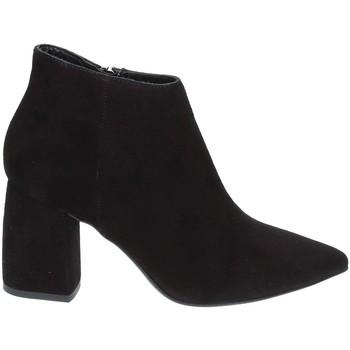 Schuhe Damen Low Boots Janet&Janet 42554 Schwarz