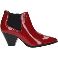 Schuhe Damen Low Boots Janet&Janet 42300 Rot