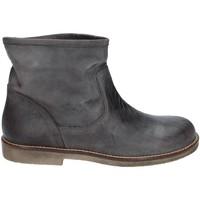 Schuhe Damen Low Boots Grace Shoes 1839 Grau