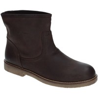 Schuhe Damen Low Boots Grace Shoes 1839 Braun