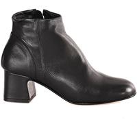 Schuhe Damen Low Boots Mally 6357 Schwarz