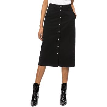 Kleidung Damen Röcke Calvin Klein Jeans J20J208502 Schwarz