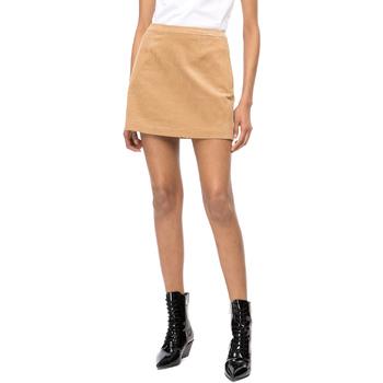 Kleidung Damen Röcke Calvin Klein Jeans J20J208503 Beige