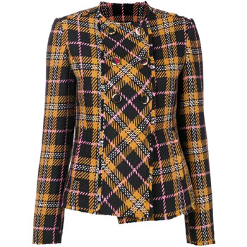 Kleidung Damen Jacken / Blazers Liu Jo F68235T0109 Schwarz