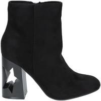 Schuhe Damen Low Boots Gold&gold B18 GM31 Schwarz