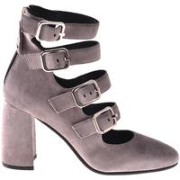 Schuhe Damen Pumps Elvio Zanon I0503P Beige