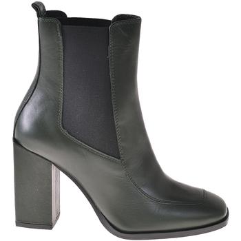 Schuhe Damen Low Boots Elvio Zanon I0906X Grün