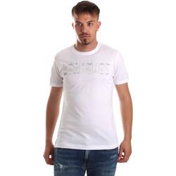 Kleidung Herren T-Shirts Navigare NV31081 Weiß