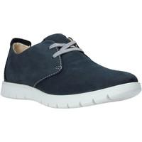 Schuhe Herren Sneaker Low IgI&CO 5115400 Blau