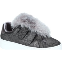 Schuhe Kinder Sneaker Low Grunland SC3958 Schwarz