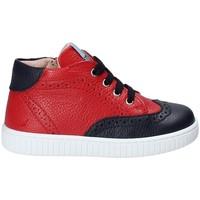 Schuhe Kinder Sneaker High Balducci MSPO1810 Rot