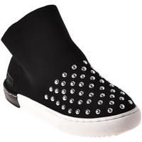 Schuhe Kinder Sneaker High Joli JS0019T0039J Schwarz