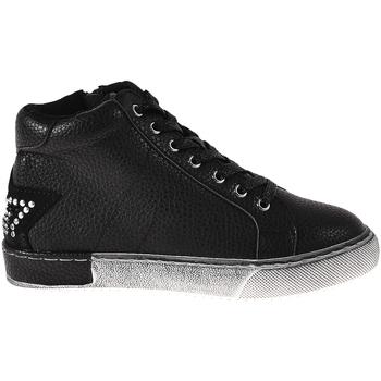 Schuhe Kinder Sneaker High Joli JS0029S0002J Schwarz