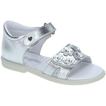 Schuhe Mädchen Sandalen / Sandaletten Falcotto 1500702-02-9111 Silber