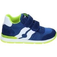 Schuhe Kinder Sneaker Low Falcotto 2012380-01-9105 Blau
