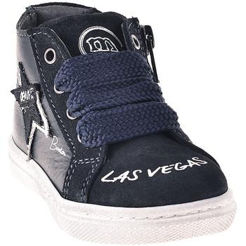 Schuhe Kinder Sneaker High Melania ME1041B8I.B Blau