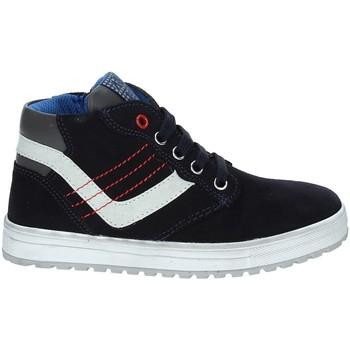 Schuhe Kinder Sneaker High Asso 68709 Blau