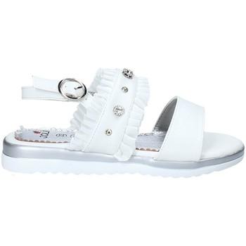 Schuhe Mädchen Sandalen / Sandaletten Joli JT0045S Weiß