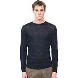 Kleidung Herren Pullover Antony Morato MMSW00915 YA500054 Blau