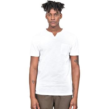 Kleidung Herren T-Shirts Antony Morato MMKS01487 FA100139 Weiß