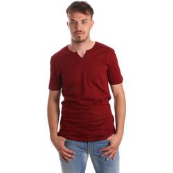 Kleidung Herren T-Shirts Antony Morato MMKS01487 FA100139 Rot