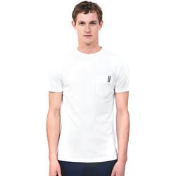 Kleidung Herren T-Shirts Antony Morato MMKS01490 FA100084 Weiß
