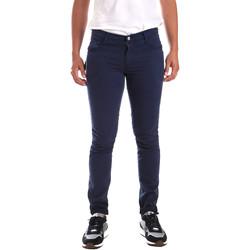 Kleidung Herren Chinohosen Antony Morato MMTR00498 FA800109 Blau