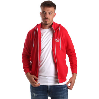 Kleidung Herren Sweatshirts Gaudi 911BU64043 Rot