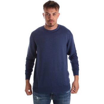 Kleidung Herren Pullover Navigare NV00196 30 Blau
