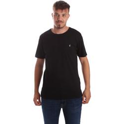 Kleidung Herren T-Shirts Navigare NV31069 Schwarz
