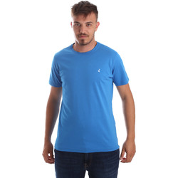 Kleidung Herren T-Shirts Navigare NV31069 Blau