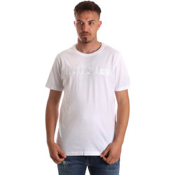 Kleidung Herren T-Shirts Navigare NV31070 Weiß