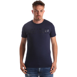 Kleidung Herren T-Shirts Navigare NV31081 Blau