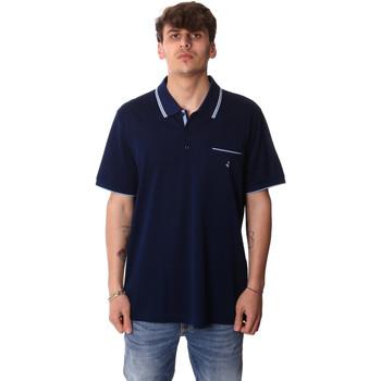 Kleidung Herren Polohemden Navigare NV72045AD Blau