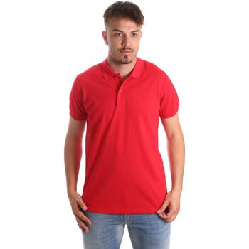 Kleidung Herren Polohemden Navigare NV82001 Rot