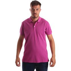 Kleidung Herren Polohemden Navigare NV82086 Rosa