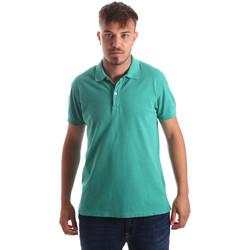 Kleidung Herren Polohemden Navigare NV82086 Grün