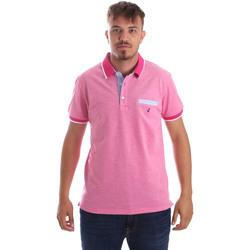 Kleidung Herren Polohemden Navigare NV82092 Rosa