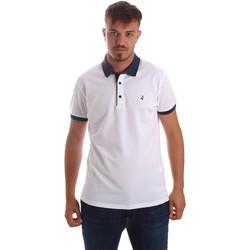 Kleidung Herren Polohemden Navigare NV82097AD Weiß