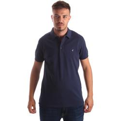Kleidung Herren Polohemden Navigare NV82097AD Blau
