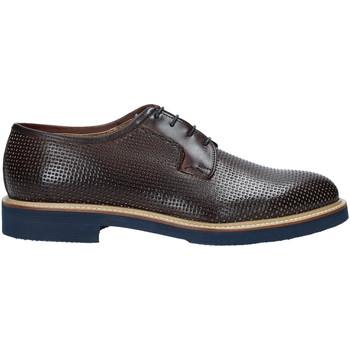 Schuhe Herren Derby-Schuhe Rogers 1031_3 Braun