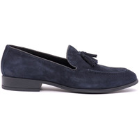 Schuhe Herren Slipper Soldini 20802-A-V89 Blau